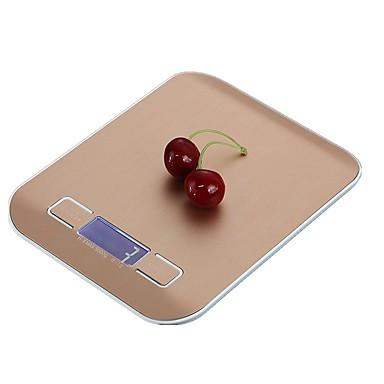 preiswerte Tester & Detektoren-5kg/1g Hochauflösend Für die Kinder Tragbar Elektronische Küchenwaage Für Büro und Lehren Familienleben Küche täglich
