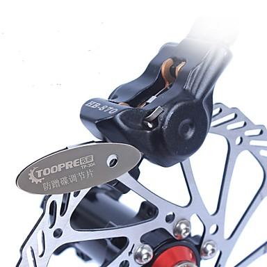 billige Sykkeltilbehør-Sykkel Verktøy Bærbar Reparasjonssett Multifunksjonell Holdbar Til Vei Sykkel Fjellsykkel Sykkel med fast gir Sykling Stål Sølv