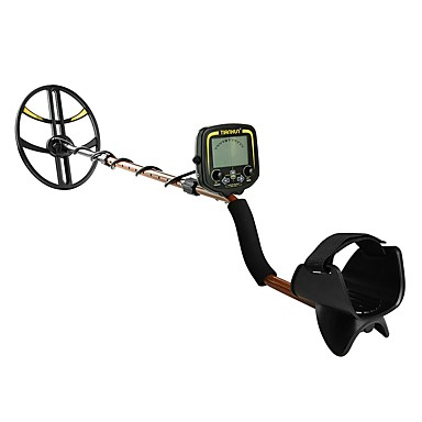 voordelige Test-, meet- & inspectieapparatuur-hoge gevoeligheid hoge prestaties metaaldetector tx-850 ondergrondse metaaldetector schatzoeker metalen finder tool met oortelefoon