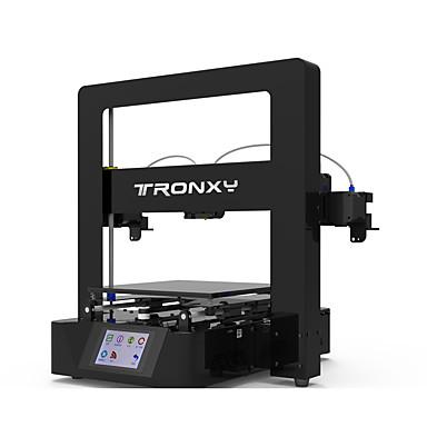 povoljno 3D printeri-tronxy®x6-2e dvostruki ispis u boji 3d pisač 220 * 220 * 210mm veličina ispisa s funkcijom nastavka snage / 3.5 inča u boji osjetljiv na dodir