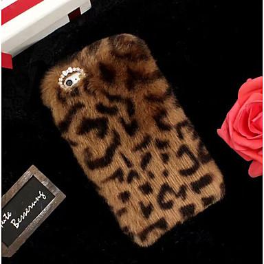 povoljno iPhone maske-Θήκη Za Apple iPhone XS / iPhone XR / iPhone XS Max Uzorak Stražnja maska Uzorak leoparda Mekano Tekstil