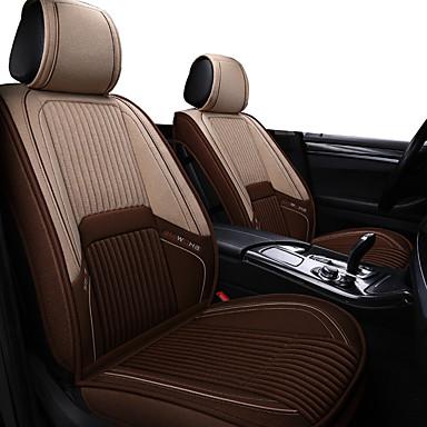 levne Doplňky do interiéru-obchodní přední zadní univerzální autopotahy polštářky sady luxusních vozidel příslušenství pro univerzální / netkané textilie / mikrovlákna / polyester