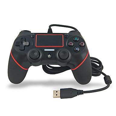 Pxn yxps4 ควบคุมเกมแบบมีสาย / จอยสติ๊กควบคุมจับสำหรับ ps4 บลูทู ธ การออกแบบใหม่ / แบบพกพาตัวควบคุมเกม / จอยสติ๊กควบคุมจับ abs 1 ชิ้นหน่วย
