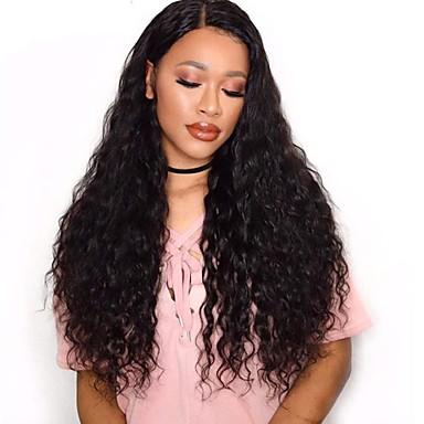 povoljno Ekstenzije od ljudske kose-4 paketića Brazilska kosa Water Wave Remy kosa Ljudske kose plete Bundle kose Ekstenzije od ljudske kose 8-28inch Prirodna boja Isprepliće ljudske kose Sladak Sigurnost Modni dizajn Proširenja