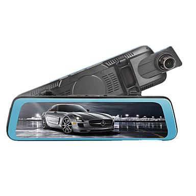 levne Auto Elektronika-CY-888 1080p Auto DVR 170 stupňů Široký úhel Zrcátko Dash Cam s Záznam cyklu smyčky Záznamník vozu