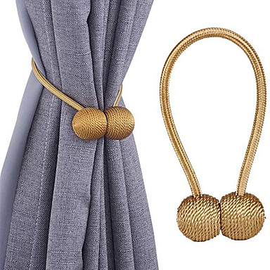 cheap Curtain Accessories-curtain Accessories Rope / Cute / New Design Modern / European Style 2 pcs