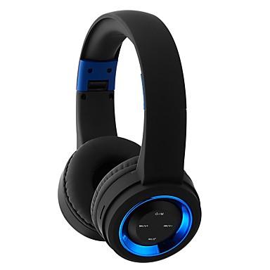 LITBest หูฟังแบบครอบหู สาย การท่องเที่ยวและความบันเทิง 4.1 ดีไซน์มาใหม่ ด้วยการควบคุมระดับเสียง