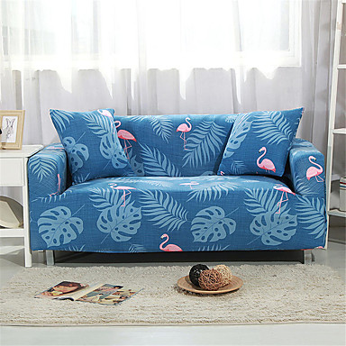 cheap Slipcovers-Design And Colour Dustproof Stretch Slipcovers Stretch Sofa Cover Super Soft Fabric Couch Cover (You will Get 1 Throw Pillow Case as free Gift)