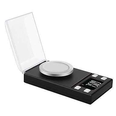 preiswerte Waagen-100g/0.001g Hochauflösend Tragbar LCD Anzeige Digitale Schmuckwaage Für Büro und Lehren Familienleben Küche täglich