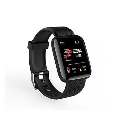 374d smart watch bt ติดตามการออกกำลังกายสนับสนุนแจ้งเตือน / ตรวจสอบอัตราการเต้นของหัวใจกีฬา smartwatch เข้ากันได้กับแอปเปิ้ล / ซัมซุง / โทรศัพท์ android