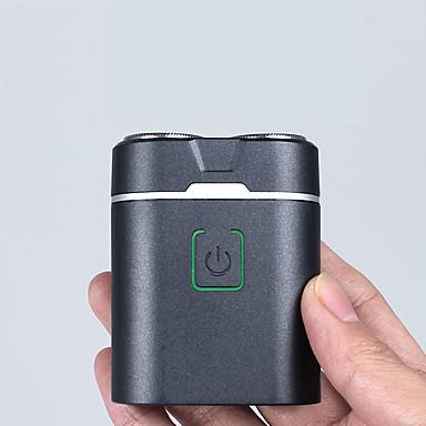 Kemei เครื่องโกนหนวดไฟฟ้า สำหรับ ผู้ชาย 200-240 V เสียงรบกวนที่ต่ำ / การออกแบบมือถือ / การใช้งานแบบไร้สาย