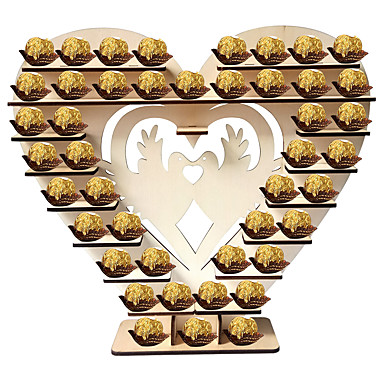 povoljno Svadbeni pir-Ukrasi Drvo 1set Vjenčanje