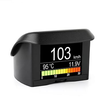 รถยนต์ Speedometer สำหรับ Universal วัด ป้องกันแดด