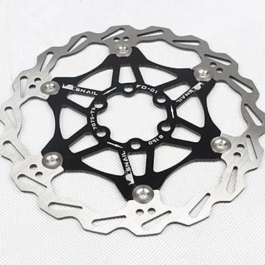 povoljno Dijelovi za bicikl-Plutajući disk s biciklom Mountain Bike Podesan za nošenje / Pojačana izdržljivost Aluminum Alloy / Nehrđajući čelik / željezo Crn / Dark Blue