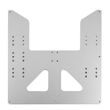 อุปกรณ์เสริมการพิมพ์ 3 มิติแพลตฟอร์มความร้อน z รองรับแผ่นอลูมิเนียมพรูซา i3 a8 สนับสนุนแผ่นเตียงร้อน i3 เตียงร้อนแผ่นอลูมิเนียม