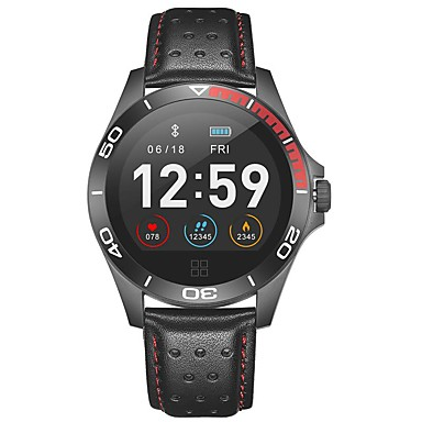 kupeng ck21 herren smartwatch android ios bluetooth wasserfest touchscreen herzschlagmonitor