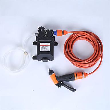 povoljno Oprema za čišćenje i uređivanje-dvostruka pumpa za pranje automobila 12v / 220v pumpa za pranje automobila visokotlačni auto perač četkom auto pištolj auto pranje artefakt