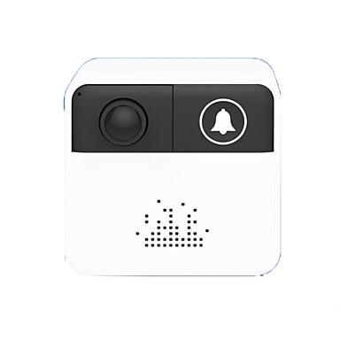 RYM-IXM-01 WIFI Photographed ไม่มีหน้าจอ (การส่งออกโดย app) โทรศัพท์มือถือ หนึ่งต่อหนึ่งกริ่งวีดีโอประตูหน้าบ้าน