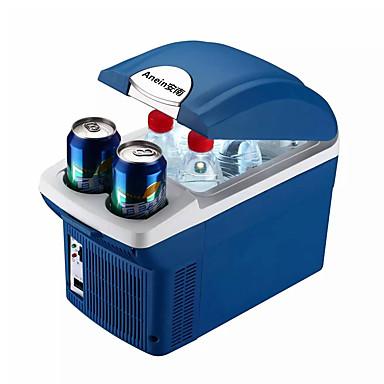 levne Auto Elektronika-litbest 8l auto lednička mini lednice mrazák pro řízení, cestování, rybolov, venkovní a domácí použití, dolní hranice může dosáhnout 5 ° c