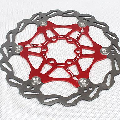 povoljno Dijelovi za bicikl-Plutajući disk s biciklom Mountain Bike Podesan za nošenje / Pojačana izdržljivost Aluminum Alloy / Nehrđajući čelik / željezo Fuksija