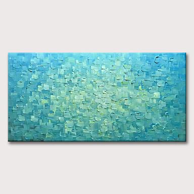 ภาพวาดสีน้ำมันแขวนทาสี มือวาด - แอ็ปสแต็ก คลาสสิก ที่ทันสมัย โดยไม่ต้องภายในกรอบ