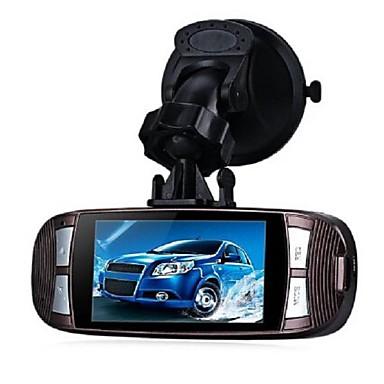 levne Auto Elektronika-G1W-C HD / Bezdrátový Auto DVR 120 stupňů Široký úhel 5.0 MP CMOS 2.7 inch LCD Dash Cam s Vestavěný reproduktor / Záznam cyklu smyčky / Automatické zapnutí Záznamník vozu