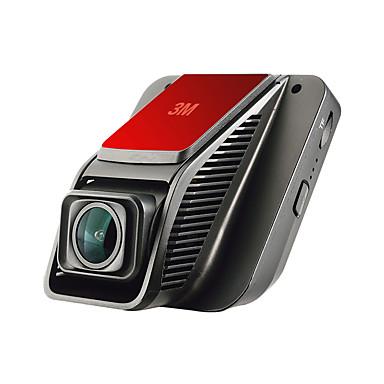 billige Bil Elektronikk-Anytek A50 1944p Dual Lens / Oppstart automatisk opptak Bil DVR 170 grader Bred vinkel Sony CCD 2.5 tommers LCD Dash Cam med WIFI / G-Sensor / Loop-opptak Bilopptaker