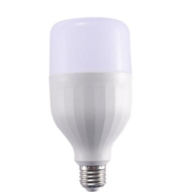 1pc 10 W หลอด LED กลม 510-610 lm E26 / E27 9 ลูกปัด LED ขาวเย็น 220-240 V