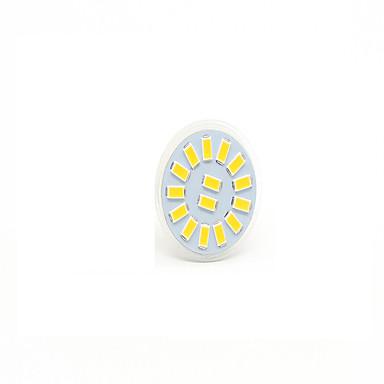 1pc 2 W LED สปอตไลท์ 280 lm MR11 MR11 15 ลูกปัด LED SMD 5730