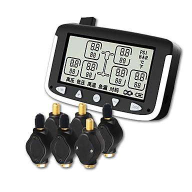povoljno Mjerač tlaka u gumama-kamion autobus bežični sustav nadzora tlaka u gumama ugrađen vanjski tlak u gumama 6 kotača 8 kotača tpms