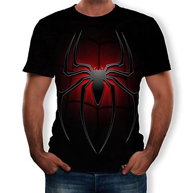 Cosplay Cosplay T-majica Terilen 3D Za Muškarci / Žene