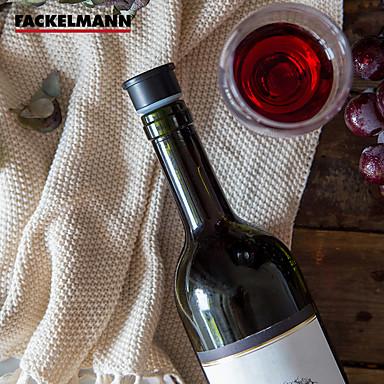 1pc เจลซิลิก้า ABS + PC Barware อุปกรณ์บาร์ & ไวน์ ที่วางขวดไวน์ Corkscrews & Openers ออกแบบมาเป็นพิเศษ Creative Novelty ไวน์ อุปกรณ์ สำหรับ barware