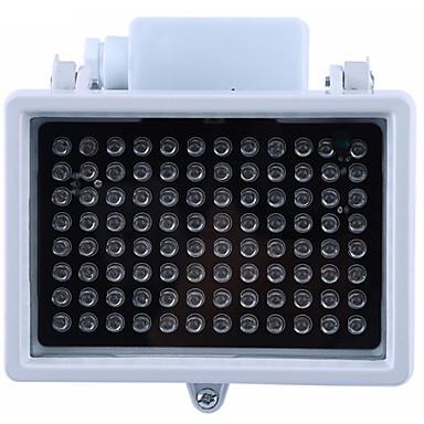 แปลก 96 led night vision แสง ir อินฟราเรดแสงสากลโคมไฟสำหรับกล้องวงจรปิดหน้าแรกลานการ์เด้นการรักษาความปลอดภัยโคมไฟ
