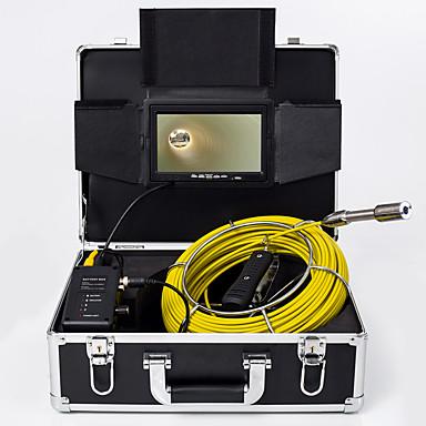 levne Mikroskopy a endoskopy-23 mm objektiv Průmyslový endoskop 4000 cm Pracovní délka Inspekce opravy automobilů Oprava potrubí