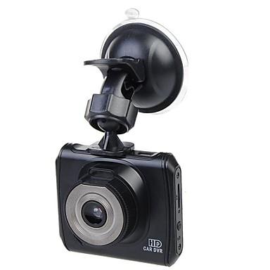 billige Bil Elektronikk-LY812A 720p HD / Nattsyn / Trådløs Bil DVR 65 grader Bred vinkel 2.4 tommers Dash Cam med auto av / på / Loop-cycle Recording Bilopptaker