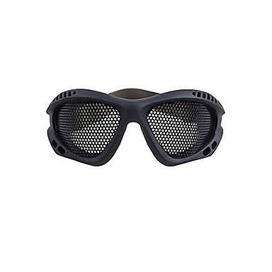 billige Motorsykkel & ATV tilbehør-Unisex Motorsykkelbriller Sport Støtsikker / Beskyttende maske / Myggvern PVC (polyvinylklorid)