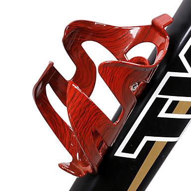 お買い得  自転車用アクセサリー-WEST BIKING® バイク 水ボトルケージ 防水 ライトウェイト 耐摩耗性 安定性 簡単装着 用途 サイクリング ロードバイク マウンテンバイク ABS フクシャ ピーチ