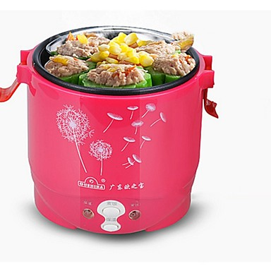 voordelige Automatisch Electronica-ob-mrc2 auto rijstkoker draagbare multifunctionele (koken, verwarmen, warmhouden) mini reizen rijstkoker
