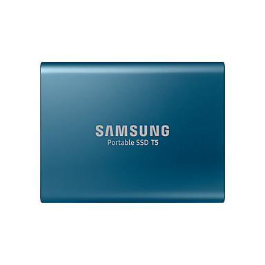 SAMSUNG อุปกรณ์คอมพิวเตอร์ / ฮาร์ดไดรฟ์ภายนอก 250GB USB 3.1 samsung T5 portable SSD 250GB