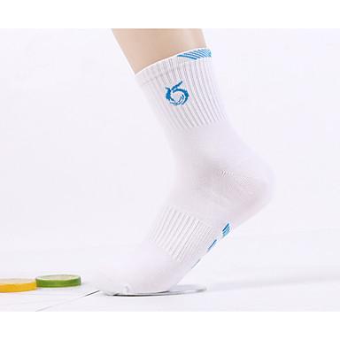 preiswerte Schuhe Zubehör-10 Paare Damen Socken Standard Cartoon Design Deodorant Baumwolle EU36-EU42