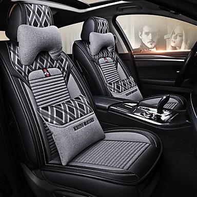 voordelige Auto-interieur accessoires-Cartoon autostoelhoes met 5 zitplaatsen met twee kussens en twee heupkussens / airbagcompatibiliteit / verstelbaar en afneembaar / vier seizoenen universeel