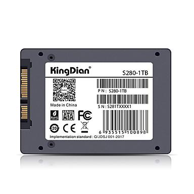 kingdian s280 ssd sata3 2,5 tommers 1 tb harddisk disk hdd