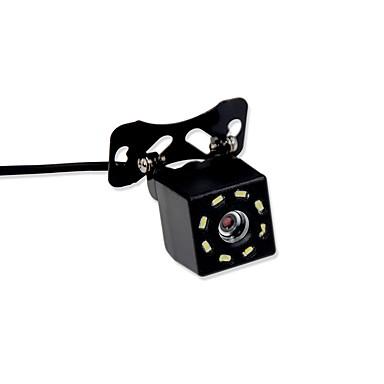 levne Auto Elektronika-BYNCG rear view camera 480TVL 480 TV-Lines 1/4 palce CMOS OV7950 Kabel 90 stupňů 3.5-12 inch Kamera pro zpětný pohled Voděodolné / LED indikátor pro Auto