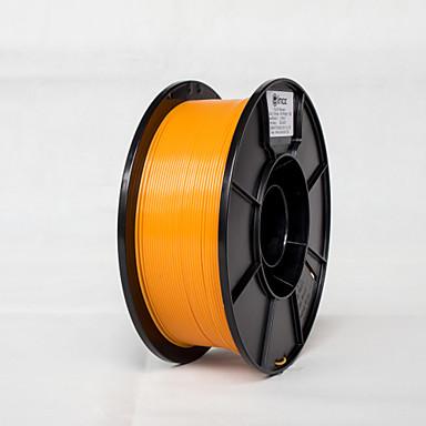 simax เครื่องพิมพ์ 3d เส้นใยปลา 1.75mm 1kg-orange