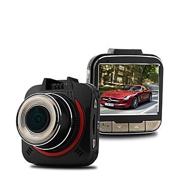 billige Bil Elektronikk-1080p HD / Oppstart automatisk opptak Bil DVR 170 grader Bred vinkel 5 MP CMOS 2 tommers TFT / LCD Dash Cam med G-Sensor / Bevegelsessensor / Loop-opptak Bilopptaker