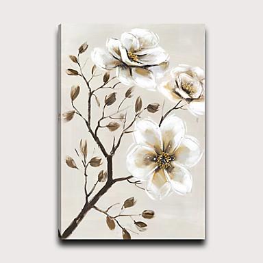 Print ลายผ้าแคนวาสยืด - Botanical สมัยใหม่ ที่ทันสมัย ศิลปะภาพพิมพ์
