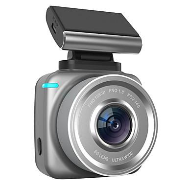 levne Auto Elektronika-Anytek Q2 1944p Nový design / Dvojitá čočka / Spuštění automatického nahrávání Auto DVR 150stupňů Široký úhel 2.0MP CMOS 2 inch Dash Cam s WIFI / G-Sensor / Parkovací mód Záznamník vozu