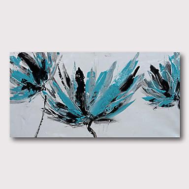 ภาพวาดสีน้ำมันแขวนทาสี มือวาด - แอ็ปสแต็ก ภูมิประเทศ ร่วมสมัย ที่ทันสมัย รวมถึงด้านในกรอบ / ผ้าใบยืด