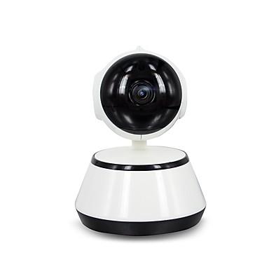 povoljno Zaštita i sigurnost-Factory OEM X9-100W 1 mp IP kamere Unutrašnji podrška 64 GB / PTZ / CMOS / Bez žice / Daljinjski pristup / Zoom