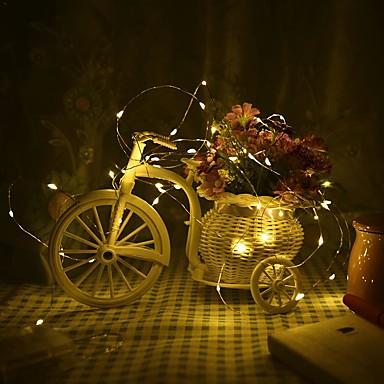 โคมไฟ LED พลาสติก เครื่องประดับจัดงานแต่งงาน คริสมาสต์ การแต่งงาน ทุกฤดู
